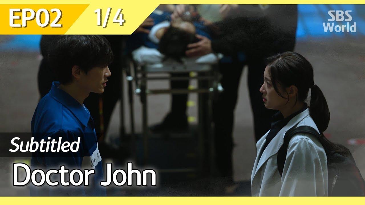 Download [CC/FULL] Doctor John EP02 (1/4)   의사요한