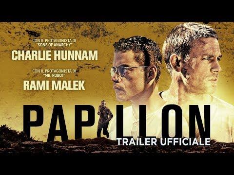 Risultati immagini per PAPILLON un film di Michael Noer