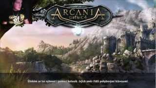 [CZ] Arcania Gothic 4 [#01] Příběh začíná!