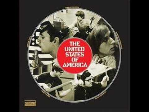 The United States of America - Coming Down