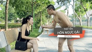 moc meo tap 19 - tha tien hon nguc gai - how to kiss a girl s breast