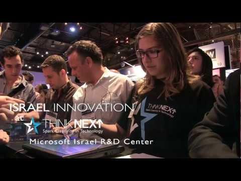 Israeli innovation at Microsoft Israel's ThinkNext