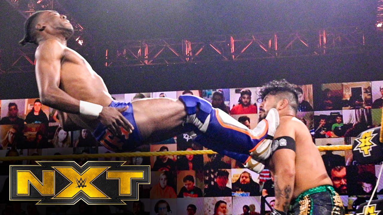 NXT North American Champion Leon Ruff & Damian Priest vs. Legado del Fantasma: WWE NXT, Dec. 2, 2020