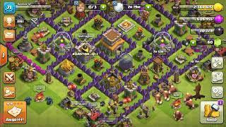 Eine kurze Info Folge Let's Play clash of clans Dastok lp