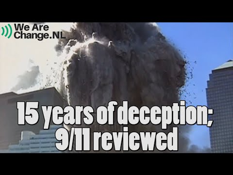 15 years of deception; 9/11 reviewed