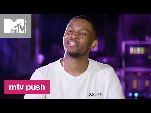 Nick Grant On 'The Switch Up' & Musical Beginnings | MTV Push