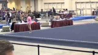 Sabrina | Meet 1 - USAG level 4 Thumbnail