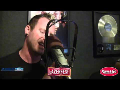 "Inside The Lazer Studio - Thousand Foot Krutch ""Be Somebody"""