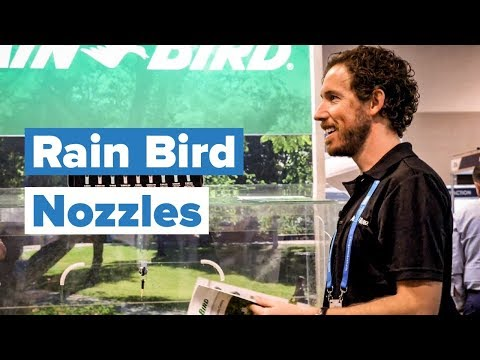 What Rain Bird Sprinkler Heads/Nozzles Should You Be Using?
