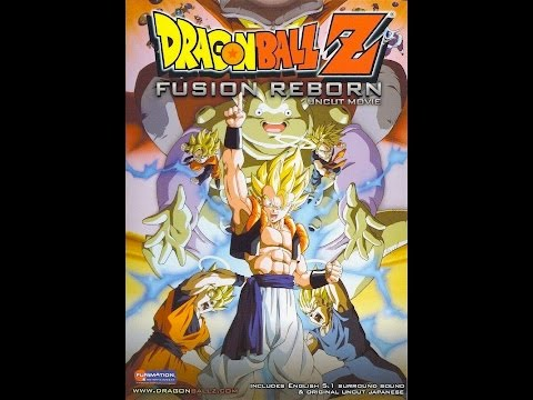 Dragon Ball Z Movie 12: Fusion Reborn Review! (9/3/14) streaming vf