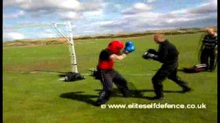 Elite Self Defence Promo ( Kapap Krav Maga Explosive Self Defence )