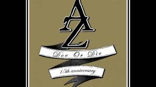 az the calm   doe or die 15th anniversary 2010