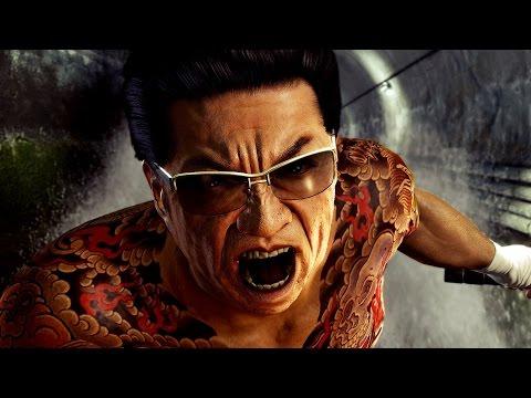Yakuza 0: Kuze Boss Fight 2nd Encounter (1080p 60fps)