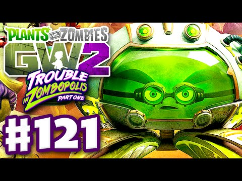 Plants vs. Zombies: Garden Warfare 2 - Gameplay Part 121 - Toxic Citron! (PC)