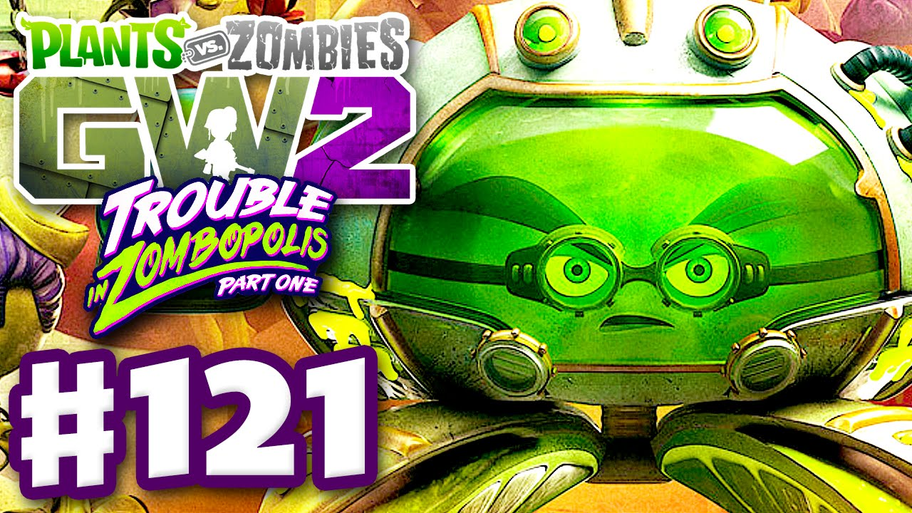 Citron from plants vs zombies garden warfare 2 plants vs zombies - Plants Vs Zombies Garden Warfare 2 Gameplay Part 121 Toxic Citron Pc Youtube