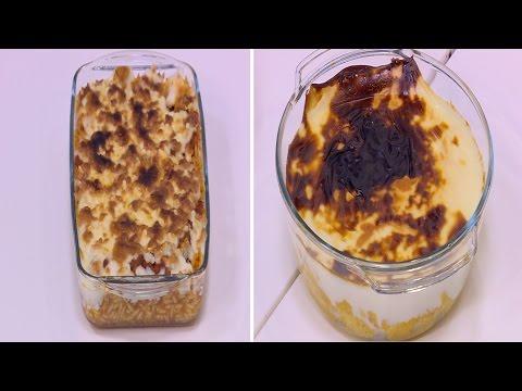 طاجن لسان عصفور باللحم و الجبنة - طاجن البطاطا بالمهلبية : عمايل إيديا حلقة كاملة