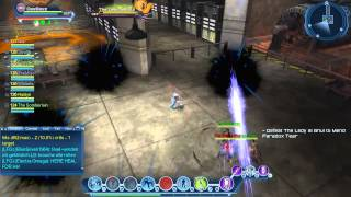 "DCUO - Episode 15 - Bombshell Paradox ""No More No Less"" Feat - Commentary"