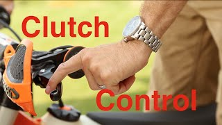 Dirt Bike Clutch Control - Enduro - Off Road Riding Tip for Dirt Bikes