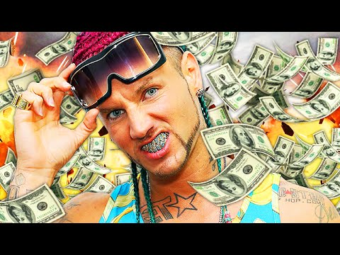 MILLION DOLLAR WHITE RAPPER GETS EXPOSED! (Black Ops 2 Trolling)