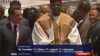 [Niger : voyage de Nicolas Sarkozy]