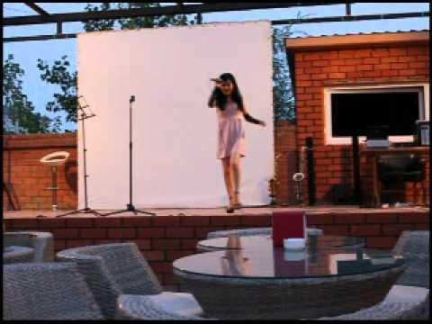 Gulfara Singing in Atyrau Kazakhstan