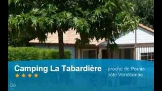 Camping La Tabardiere, Camping 4 étoiles à La Plaine sur mer
