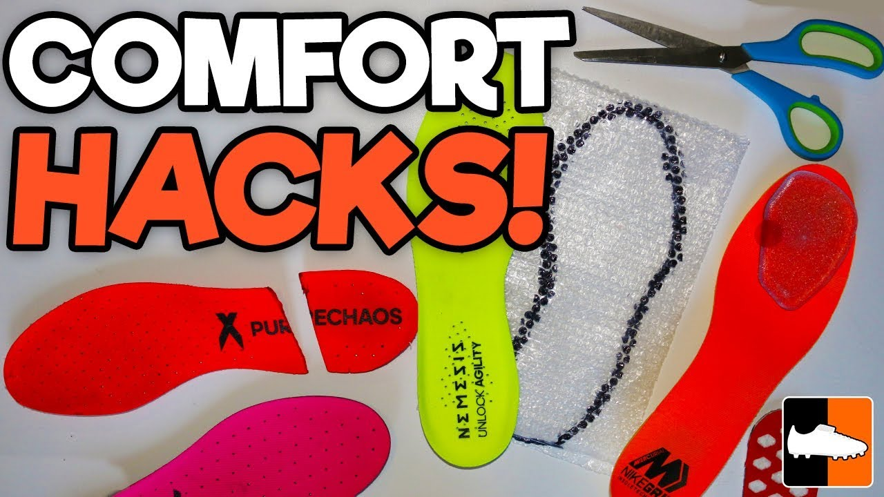 Instant Comfort Hacks Tested !! 👣 Insole/Sockliner Tricks
