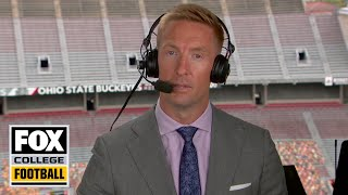 Ohio State is a top three offense in the country   In the Booth with Joel Klatt   CFB ON FOX