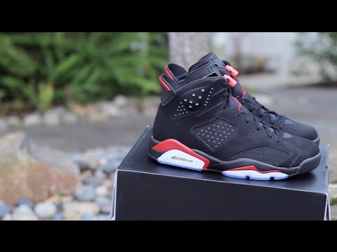 How To Convert Infrared 6s to Bred 6s Tutorial!