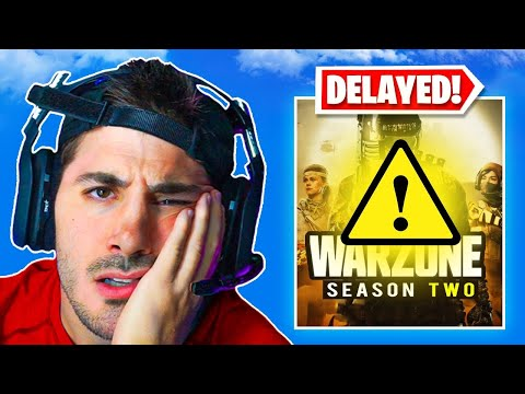The New Warzone Map Was DELAYED! 😨 - NICKMERCS