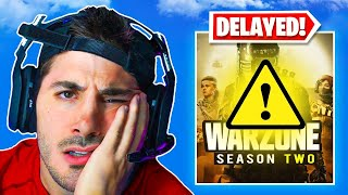 The New Warzone Map Was DELAYED! 😨