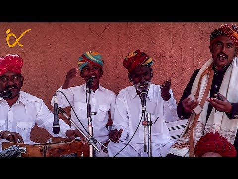 Gaffur Khan - Ghodaliya (Anahad Foundation - Folk Music Rajasthan)
