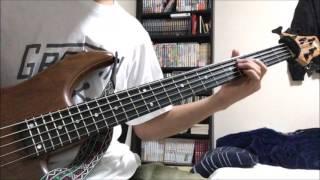【デレマス】trancing pulse ベース【弾いてみた】 thumbnail
