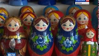 В слободе Вахрино появится музей Вятской матрёшки(ГТРК Вятка)
