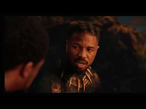 Black Panther IMAX - King's Sunset - The Lion King Soundtrack