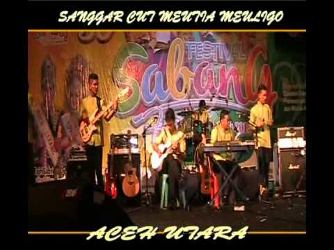 SANGGAR CUT MEUTIA ACEH UTARA - RIMBA LAM BALA (MUSIC GARAPAN) JUARA II SABANG FAIR-2