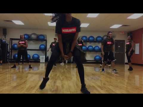 "Zumba with MoJo: ""Hulk"" by Blaxx"