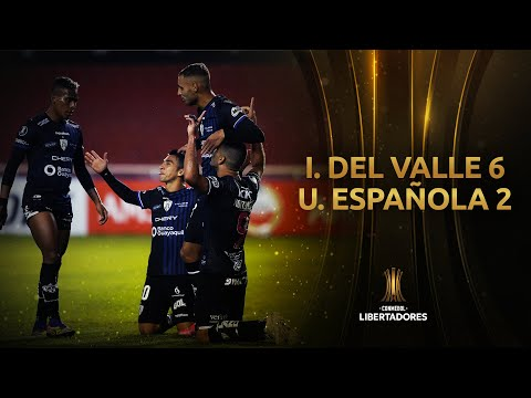 Independiente del Valle U. Espanola Goals And Highlights