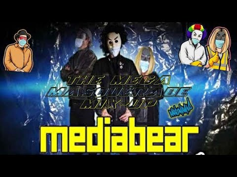 Covid Parody Music Video Mix-Up - The Musical Masquerade Featuring Media Bear ((432Hz))