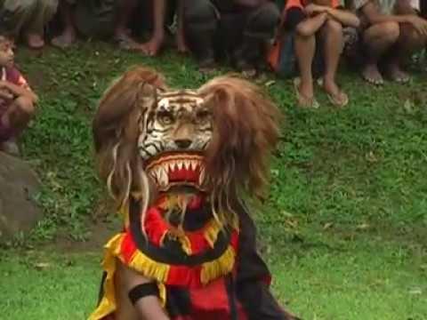Reog Ponorogo-Singo  Joyo-Kucingan-Dongkrek