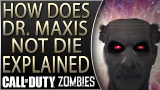 How Did Dr Maxis Not Die Explained | How Dr. Maxis is Alive in the Giant