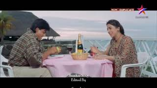 "Kathai Aankhon Wali Ek Ladki Hd ""duplicate""  Kumar Sanu Hit Romantic Song Ever...(shahrukh Khan)...."