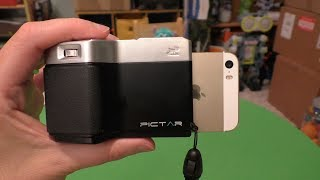 PICTAR Camera Grip For iPhone from Miggo - FULL REVIEW