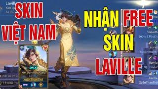 UTS Channel | Có Thể Skin Laville Kim Quy Thần Vương Được Nhận FREE Vào Ngày 2/9 ? | Skin Việt Nam ?