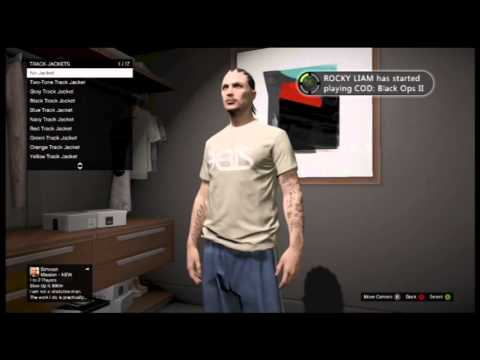Gta 5 Online How To Dress Up Like Niko Bellic From Gta 4
