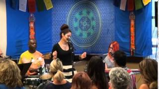 SOUL CENTER OC - WHOLLY HOLY WAY - Rina Cervantes - Sept. 6th 2015