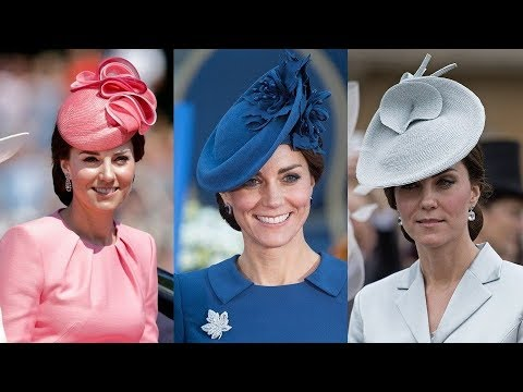 Kate Middleton s Wildest Hats And Fascinators - YouTube 825c2441eb8