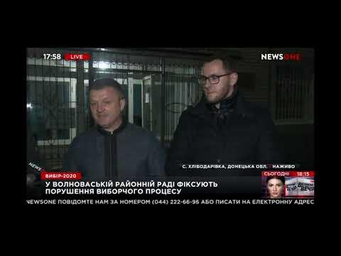 Марчевский: мы будем отстаивать результаты выборов в Хлебодаровке