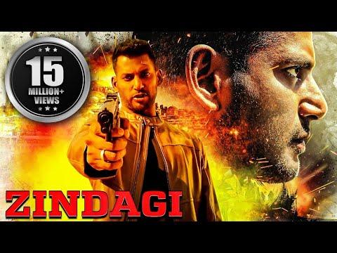 Zindagi (2020) Full Hindi Dubbed Movie | Vishal, Mohanlal, Hansika Motwani