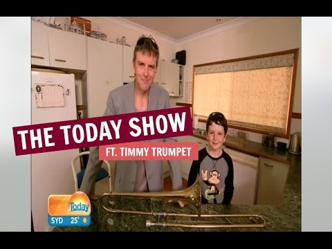 The Today Show! When Mama Isn't Home (ft. Timmy Trumpet)